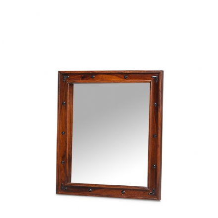 Jali Sheesham Wood Thacket Mirror
